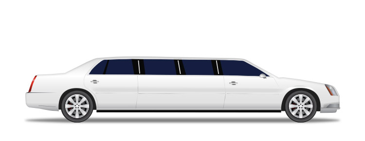 Icon of a limousine