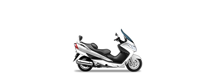 Icon of a motor scooter